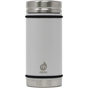 MIZU V5 Botella con aislamiento con Tapa en V 500ml, gris